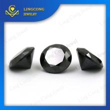 Wuzhou wholesale The high quality 1mm cz black