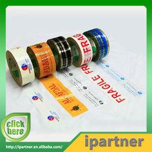 Ipartner beautiful DIY logo pack tape industry