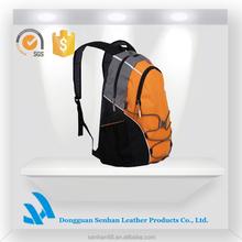 Best selling camping backpack, polyester sports rucksack backpack bag