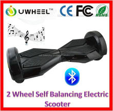 2 Wheels Bluetooth Scooter 2 Wheel Self Balance Electric Skateboard Scooter Children Two wheel smart balance electric scooter