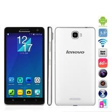 New Original Brand Cell Phones Lenovo S856 Android 4.4 OS Quad-core mobile phone Dual sim card 4G FDD Smartphone Lenovo S856