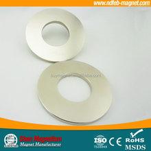 Professional Super Powerful Magnetic radial neodymium ring permanent magnet