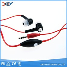 Hot sale sport earphone,earphone with mic,silicone earphone rubber cover etc