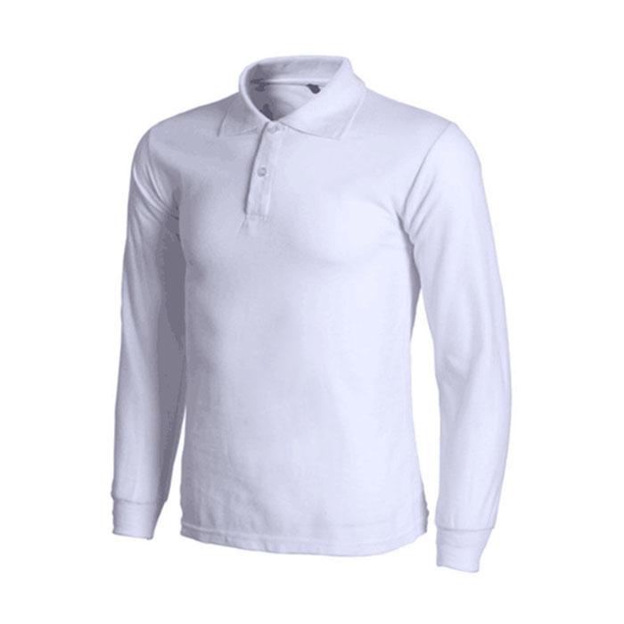 Đồng bằng polo cộng với kích thước slim fit pocket dài tay áo t shirt ví mens