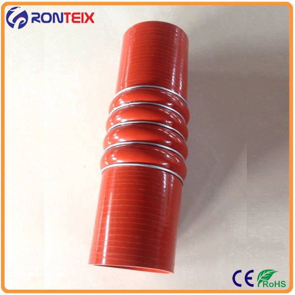 hump straigh silicone hose 4 steel ring