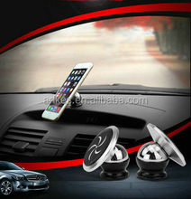 A-6 sticky steelie magnet car cell phone holder magnetic car air vent mount phone holder