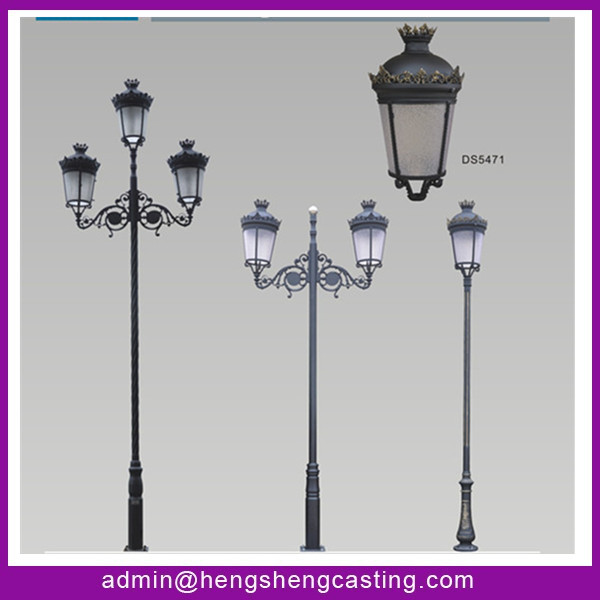 Street And Stadium Decorative Light Pole