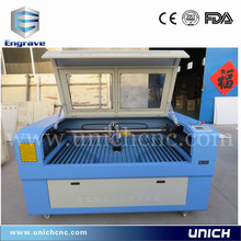 Unich excellent and agent wanted laser cutting machine price1610/mini co2 laser1390/laser marker