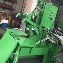 ISO certification hydraulic rubber sheet cutter/Tire cutting machine