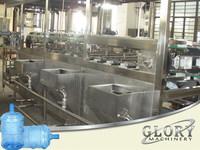 Automatic 5 gallon 20 liter water bottle machine