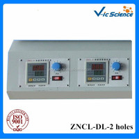 ZNCL-DL-1000ml Intelligent two holes magnetic stirring lab heating mantle