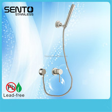 SENTO G-25B wall mounted stainless steel hotel bath nicely
