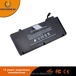 "10.95v/63.5wh A1322 Laptop Battery For APPLE MacBook Pro 13"" MB990LL/A MB991LL/A MC374LL/A A1278 MC700"