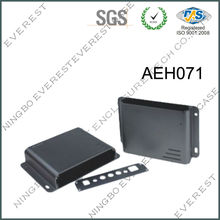 OEM Aluminum Extrusion Enclosure With Two Panels