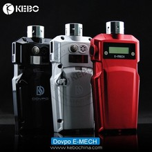HERE NOW! Authentic DOVPO E-Mech Transformer CNA30 30 Watt - BLACK, SILVER, RED - Super Price - SUPER VALUE!