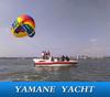 30ft fiberglass parasailing boat for sale