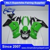 FFKKA025 China Fairings Motorcycle For Ninja Fairing 650R Ninja650R ER 6F ER6F 2006-2008 Blue And Black