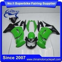FFKKA025 China Fairings Motorcycle For Ninja Fairing 650R Ninja650R ER 6F ER6F 2006-2008 Blue And Black