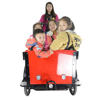 low cost the three-wheeled mopeds cargo bike price made in China