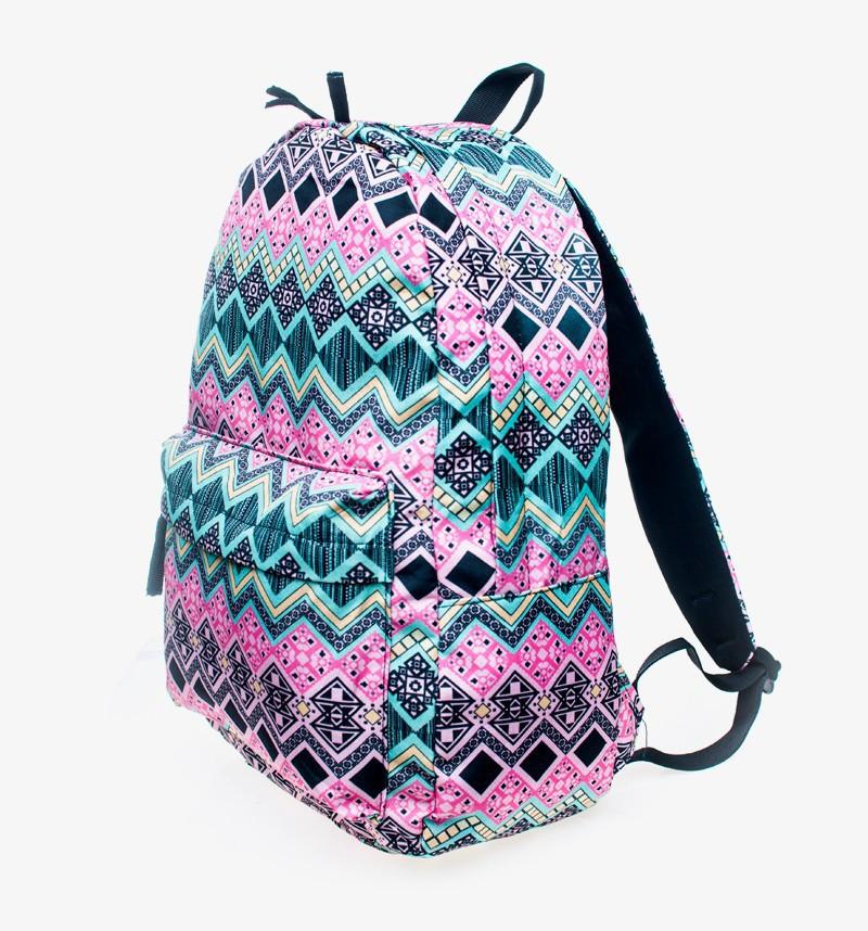 Schoudertassen School : Nieuwe ontwerp mode d afdruk softback rugzak reizen