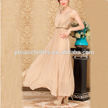 Ladies fashion long evening dresses for veiled