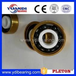 Long life and high speed deep groove ball 6016m p63 ceram bearing