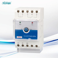 TPLC Water Relay Floatless Controller Relay liquid level controller Level switch Level relay over/empty protection top quality