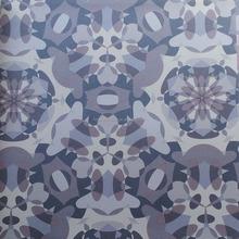 pvc bunten wallpaper design blumendekor wohnzimmerwand. Black Bedroom Furniture Sets. Home Design Ideas