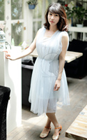 Factory Directly Provide Hepburn Wind Vintage Style Japanese Prom Dress