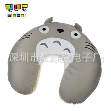 Factory price U Shape MP3 Music Neck Massage Pillow
