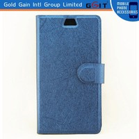 [GGIT] Mobile Phone Universal Leather Flip Cover Case