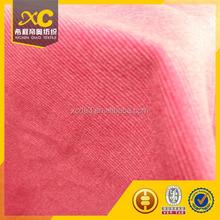 2015 Factory direct sale 14w china corduroy fabric