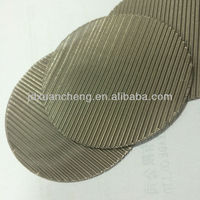 185 Micron Stainless Steel Dutch Weave Filter Mesh Screens