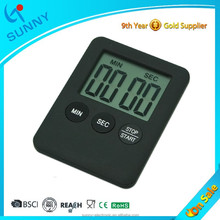 Sunny Large LCD ABS Digital Kitchen Countdown Timer