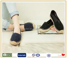 2015 Customized Comfort classic leisure colour change espadrilles shoes for designer couples