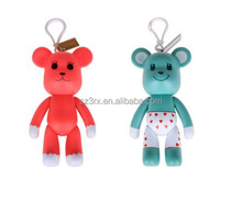 custom 3d keychain,soft pvc keychain for gift,wholesale promotional products