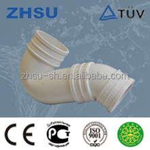 low price rigid Plastic PVC pipe fittings for soil and waste discharge