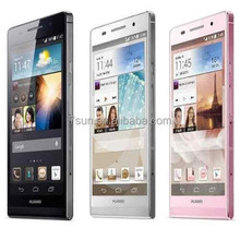 "Original HUAWEI Ascend P6S 4.7"" IPS Dual Sim 2GB/16GB Android 4.2 Mobile Phone"