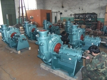 Coal Washing Vertical Slurry Pump