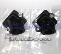 scooter carb/carburetor manifold intake pipe interface runner125 typhoon Various models Standard and Racing
