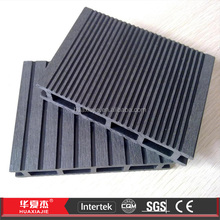 Anti-slip Low Price WPC Flooring WPC Decks For Coffee Ground