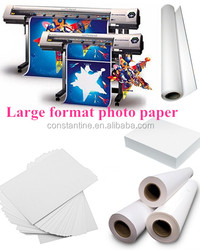 wide format jumbo roll inkjet photo paper /wholesale inkjet paper factory in china