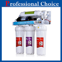 Auto flush type japanese water purification system with digital display