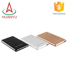 3600mAh power bank external power tube for digital products/credit card power bank