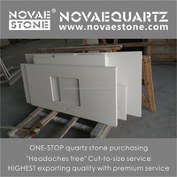 Artificial Quartz Stone as Vanity Top2