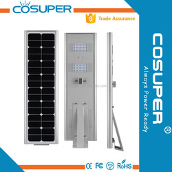 solar power beacon light solar street light battery