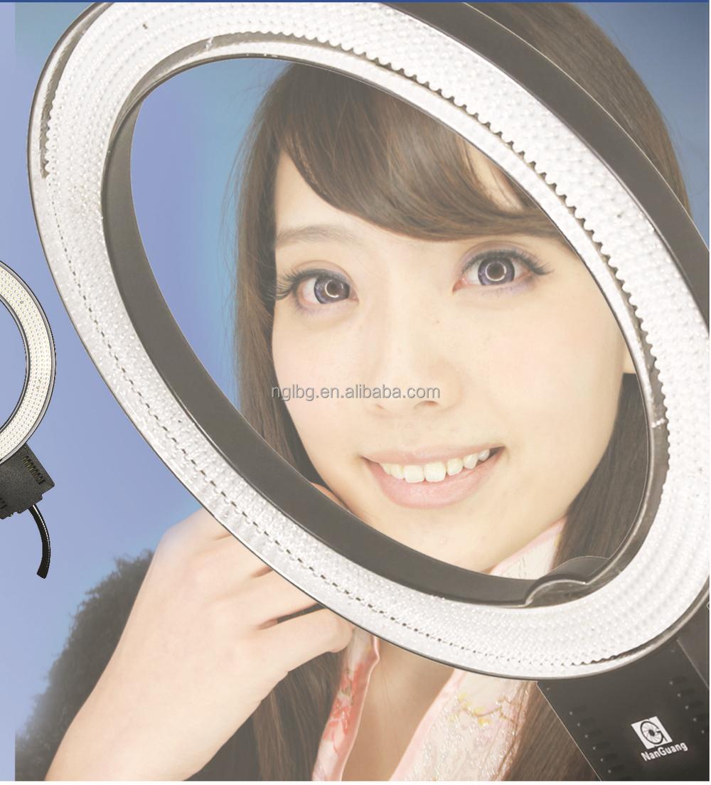 световое кольцо для
