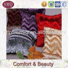 China traditional plush pillow buttocks massage cushion cushion cover wholesale