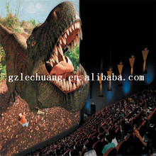 overseas market hot sale 12D cinema equipment
