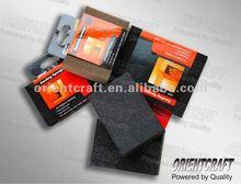 eva esponja de lijado bloque